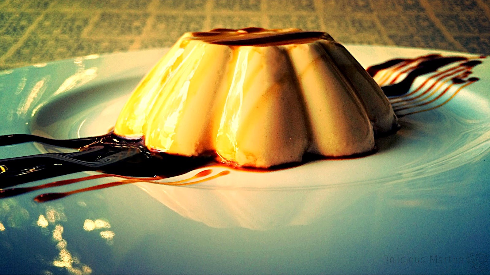 Panna Cotta de Chai Elephant Vanilla