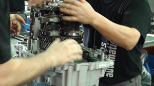 Reparación y mantenimiento del motor