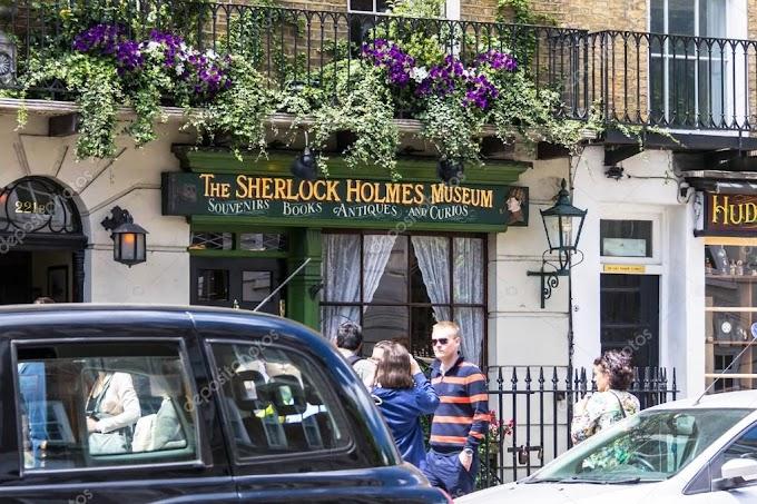221b Baker Street (221B Baker Sokağı)