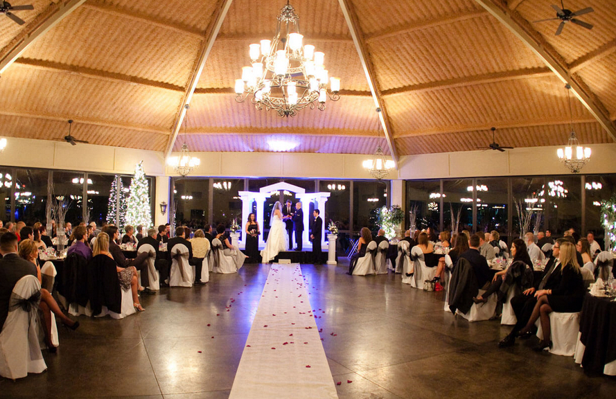 Heritage Hills Golf Wedding Venues