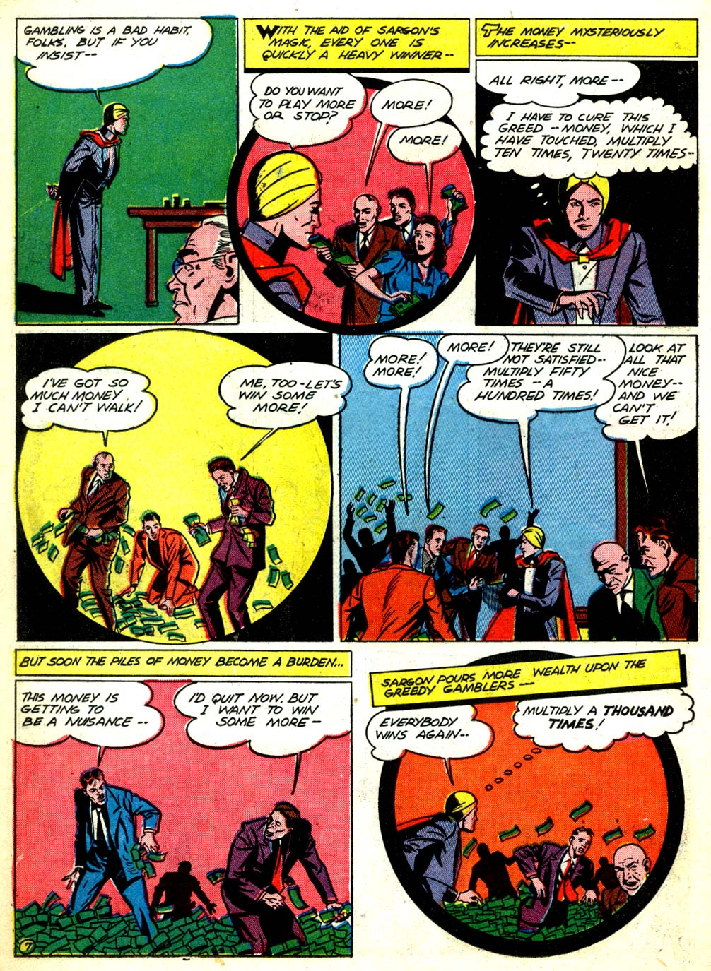Read online All-American Comics (1939) comic -  Issue #39 - 41