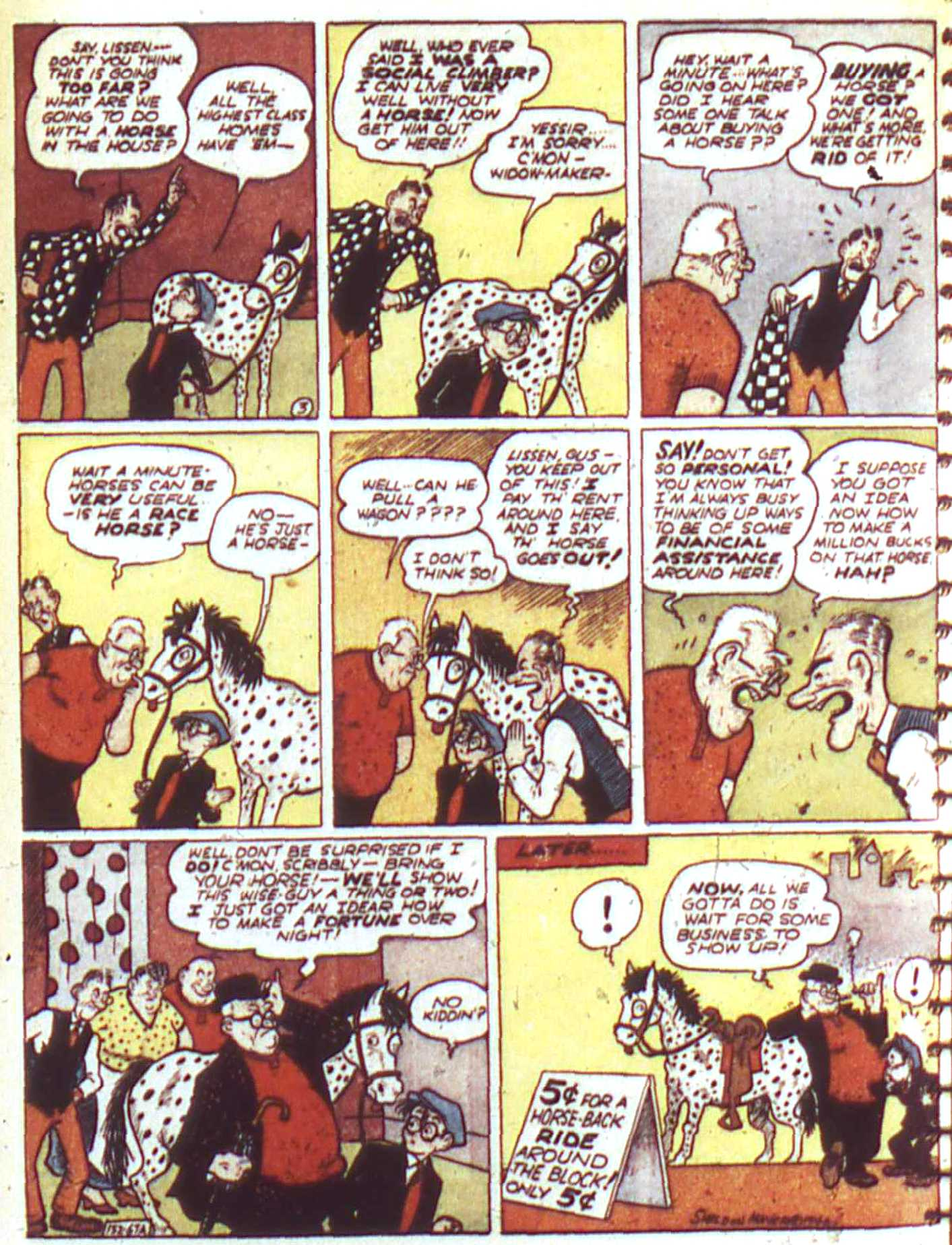 Read online All-American Comics (1939) comic -  Issue #17 - 56