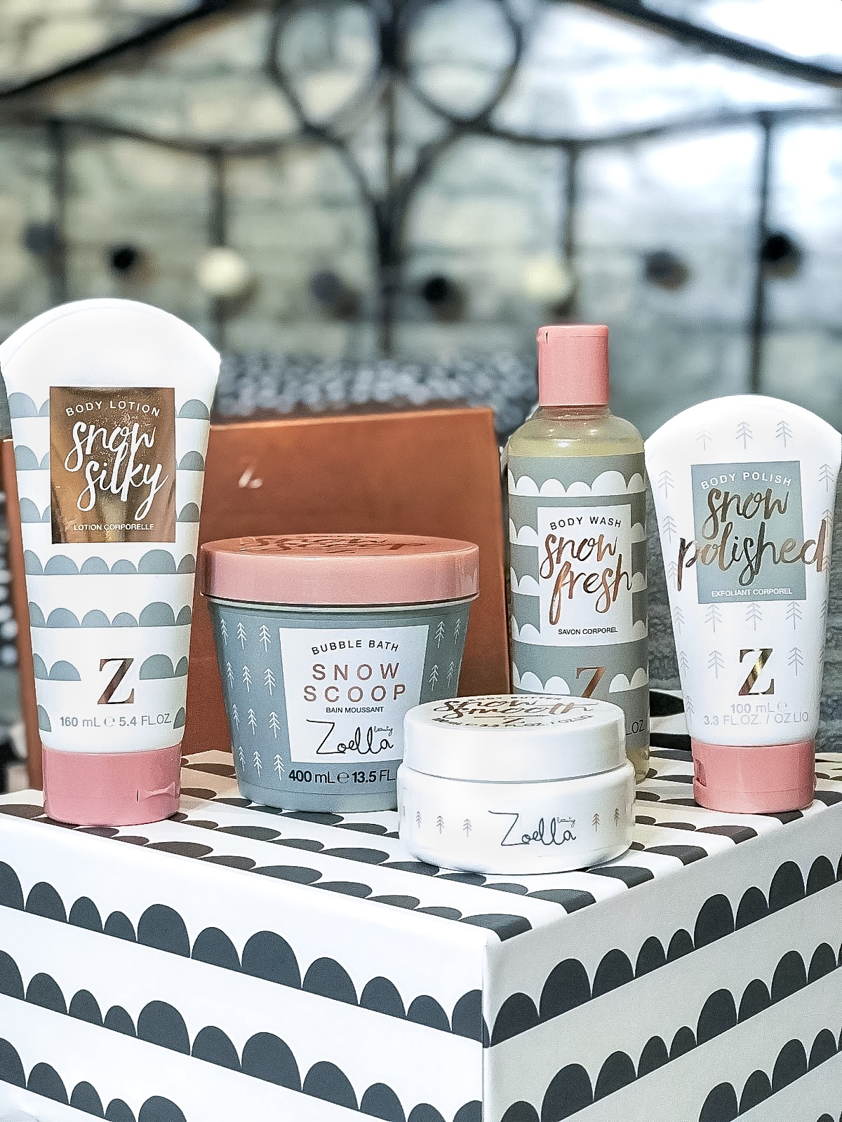 zoella beauty products on sensitive skin