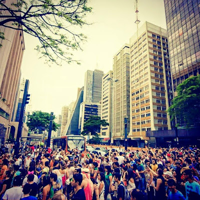 Foto: Bloco Me Abrasa/Farofa com Paulista