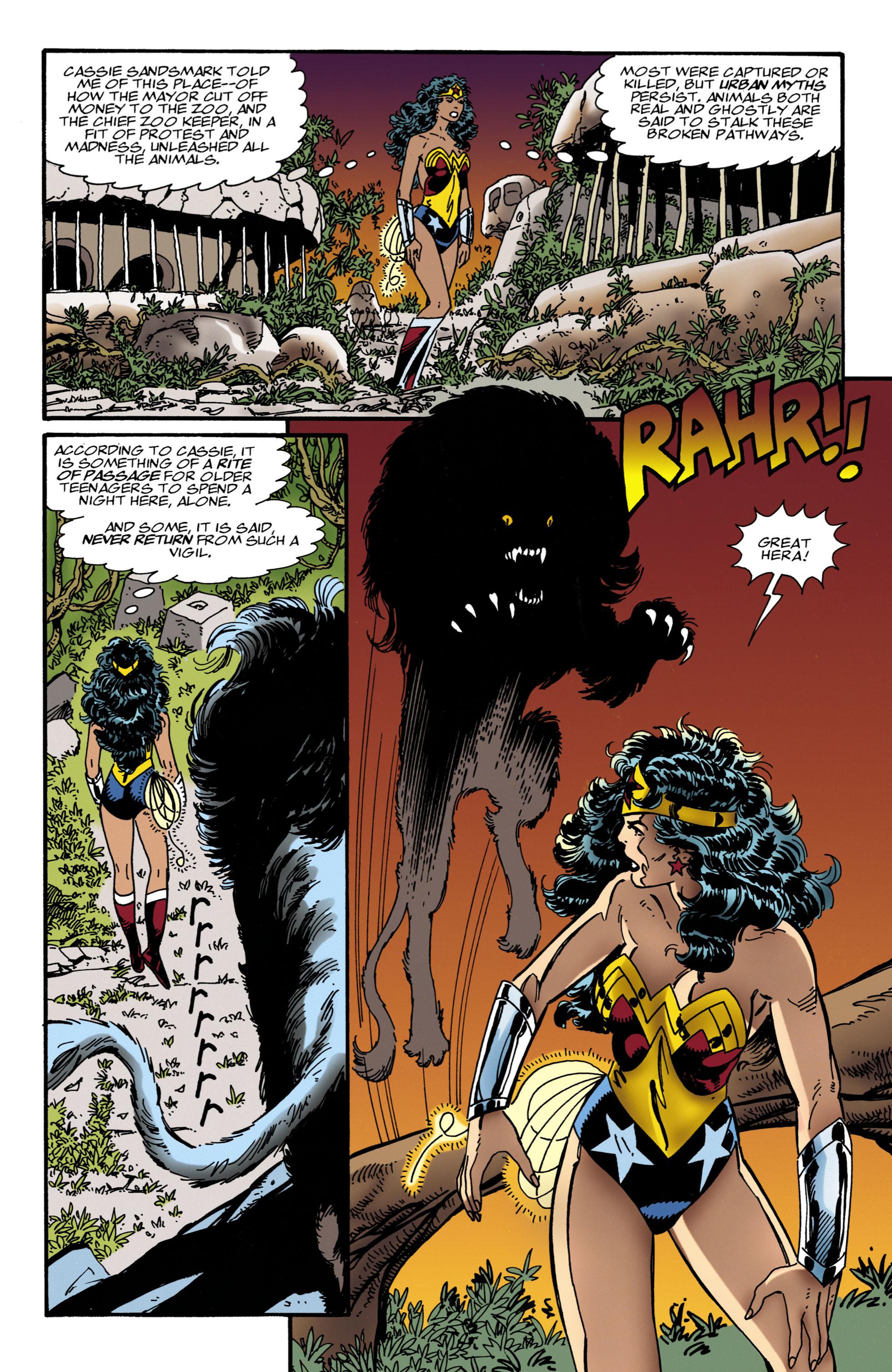 Read online Wonder Woman (1987) comic -  Issue #118 - 14
