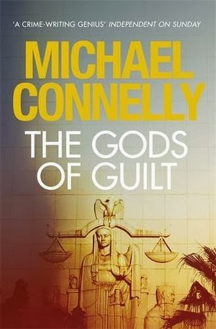 The Gods of Guilt by Michael Connelly – Book Cover