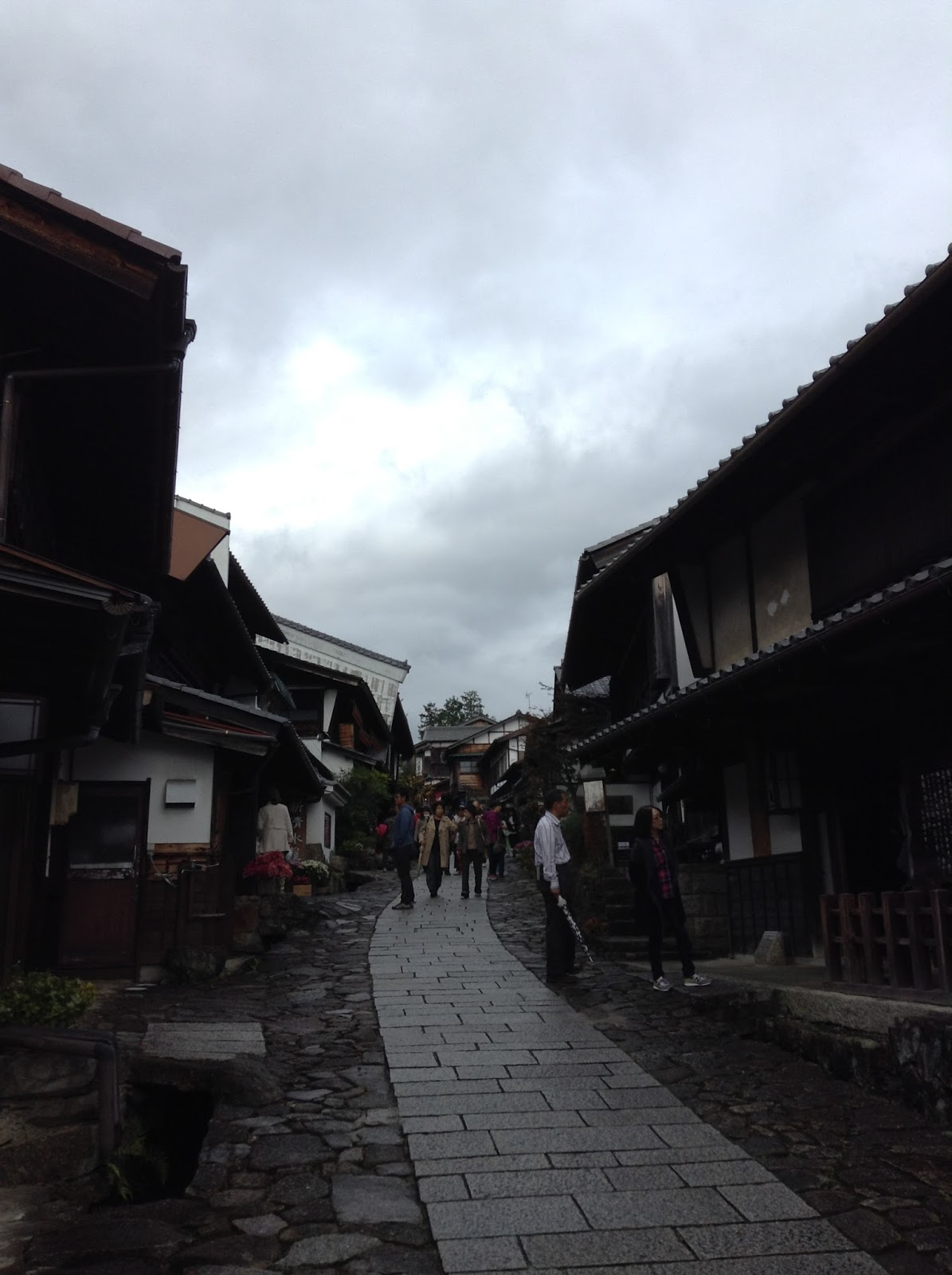 Nakasendo post town