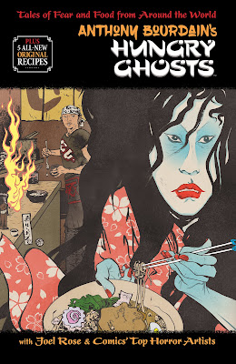 Dark Horse to Publish Anthony Bourdain's Hungry Ghosts Graphic Novel