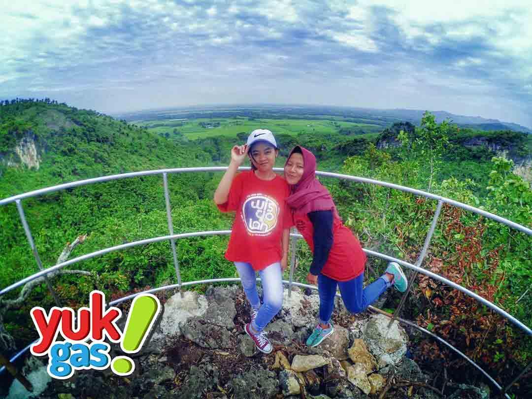 Objek Wisata Bukit Pandang Desa Durensawit Kayen Pati  YukGas