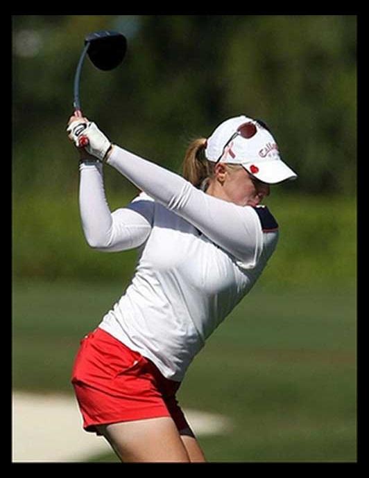 Sexy Female Golfers 97