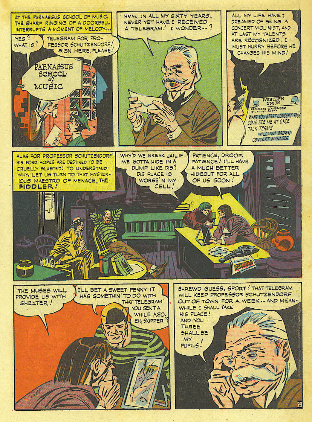 Read online Action Comics (1938) comic -  Issue #67 - 19