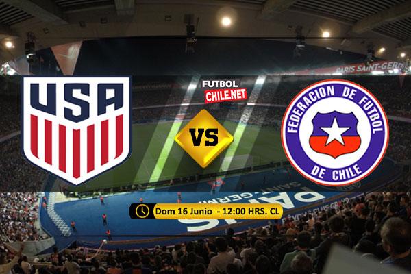 Mira Estados Unidos vs Chile en vivo y online por la Copa Mundial Femenina Francia 2019