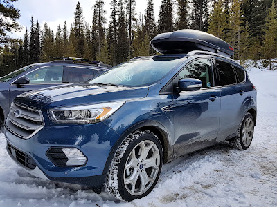 2018 Ford Escape Titanium with Sport Appearance Package