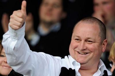 Mike Ashley kata jangan risau dia akan berambus dan meninggalkan Newcastle United kepada pemilik yang bagus dan disenangi semua pihak.