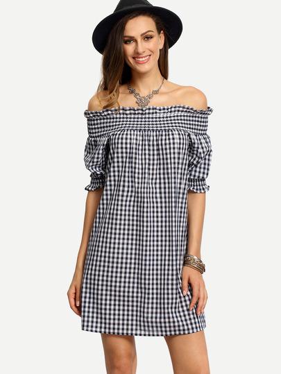 http://www.shein.com/Blue-White-Plaid-Off-The-Shoulder-Shirt-Dress-p-281878-cat-1727.html