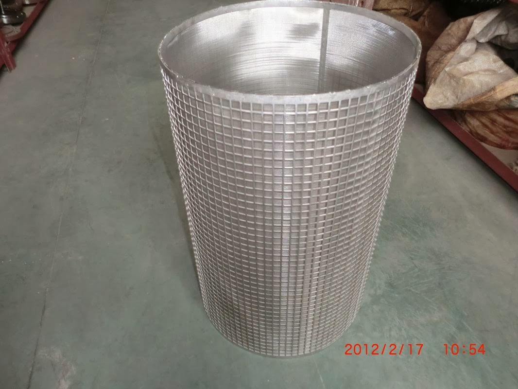 Perforated Stainless Steel Tubing Manufacture