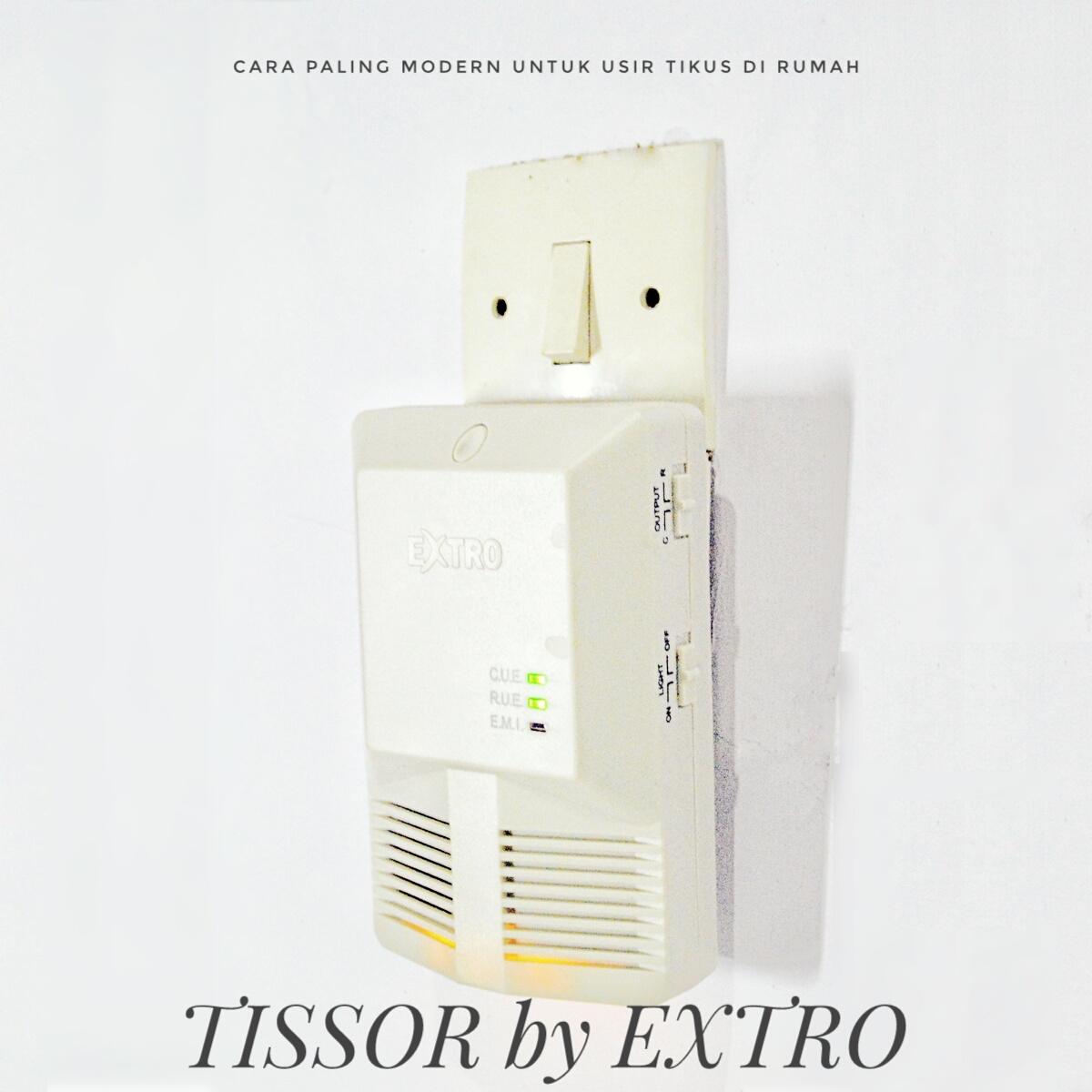 TISSOR – Alat Pengusir Tikus Praktis dan Modern