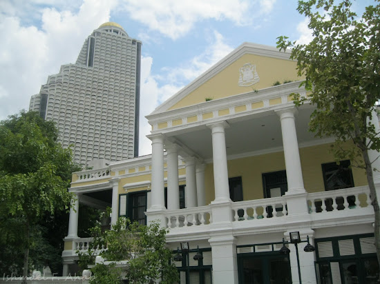 Archdiocesan office of Bangkok