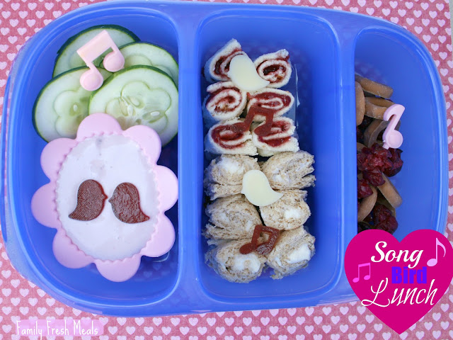 Fun lunch idea for kids