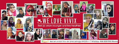 rahsia awet muda dengan vivix