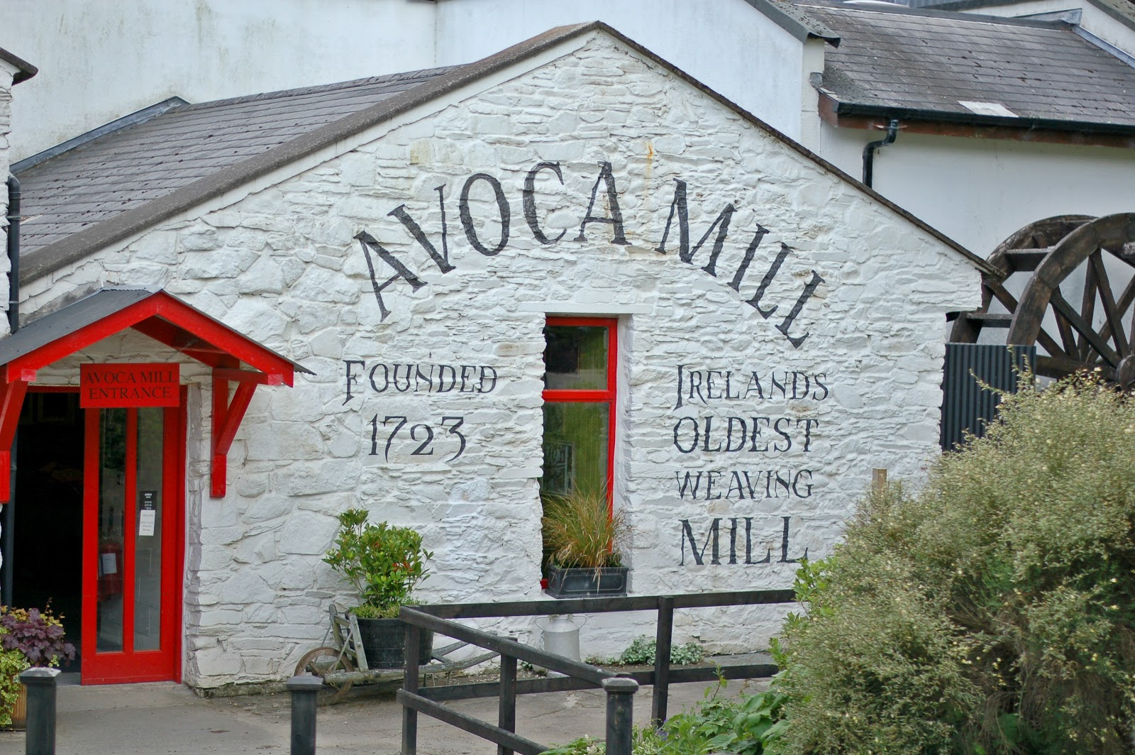avoca, wicklow, ireland