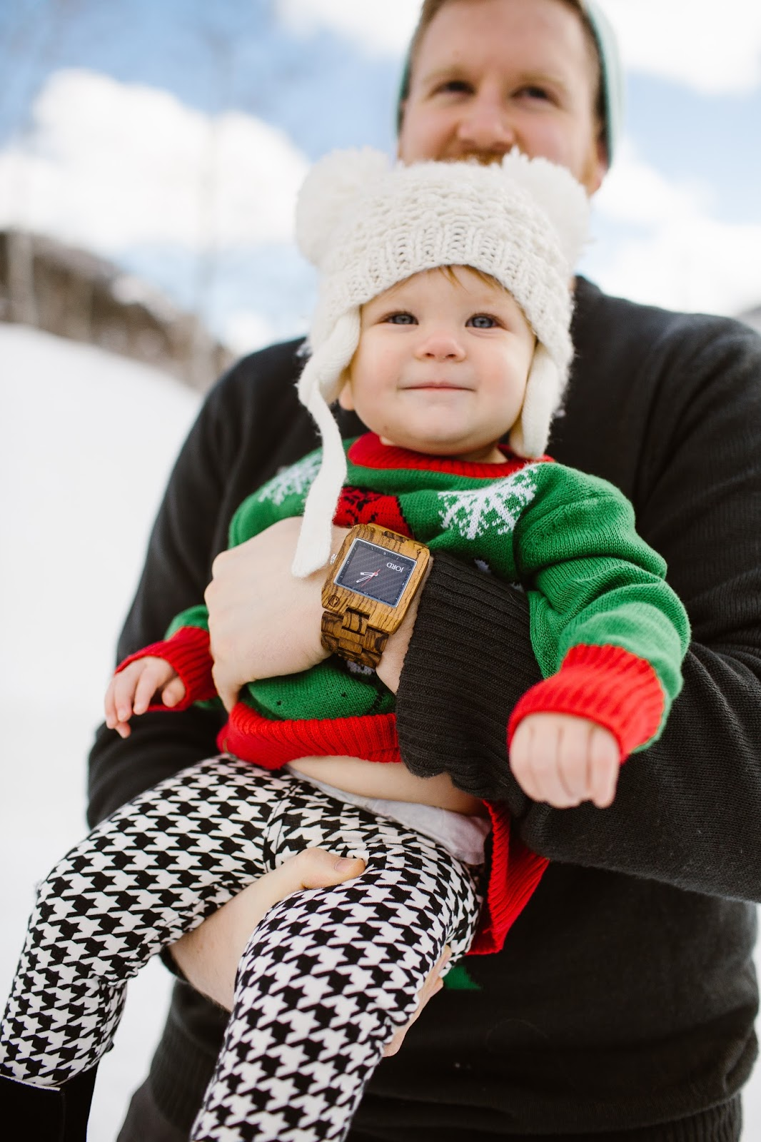 Jord Watch, Baby Christmas Sweater, Family Photos