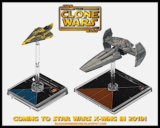 THE CLONE WARS IS COMING TO STAR WARS X-WING!