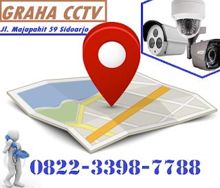 Alamat Toko CCTV Sidoarjo Jl. Majapahit 59 Sidoarjo