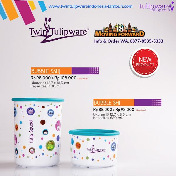 Bubble SSHJ & SHJ - Katalog 2018 Twin Tulipware