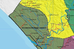 Profil Lengkap Kecamatan Arongan Lambalek