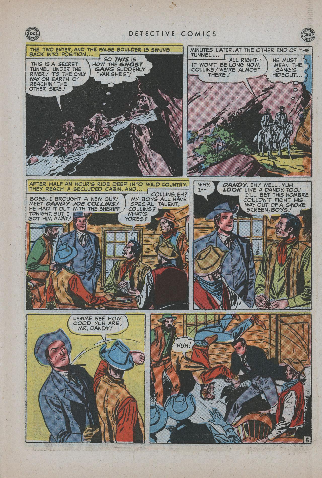 Detective Comics (1937) 171 Page 44