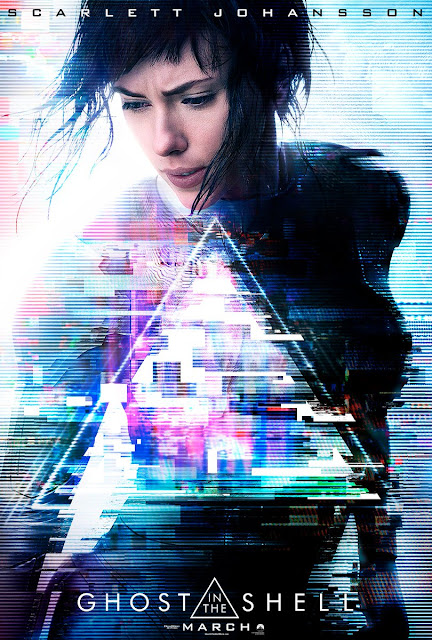 "New Poster of ""Ghost In The Shell"""
