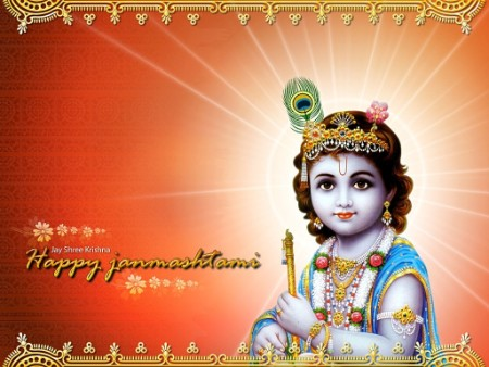 shri bal krishna hd wallpaper