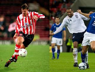 Craig David, England football, football, Matt Le Tissier, Southampton