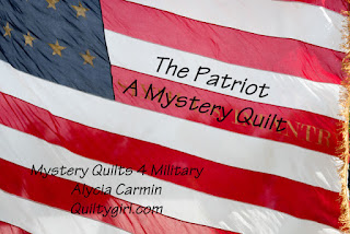 2018 Mystery *The Patriot*