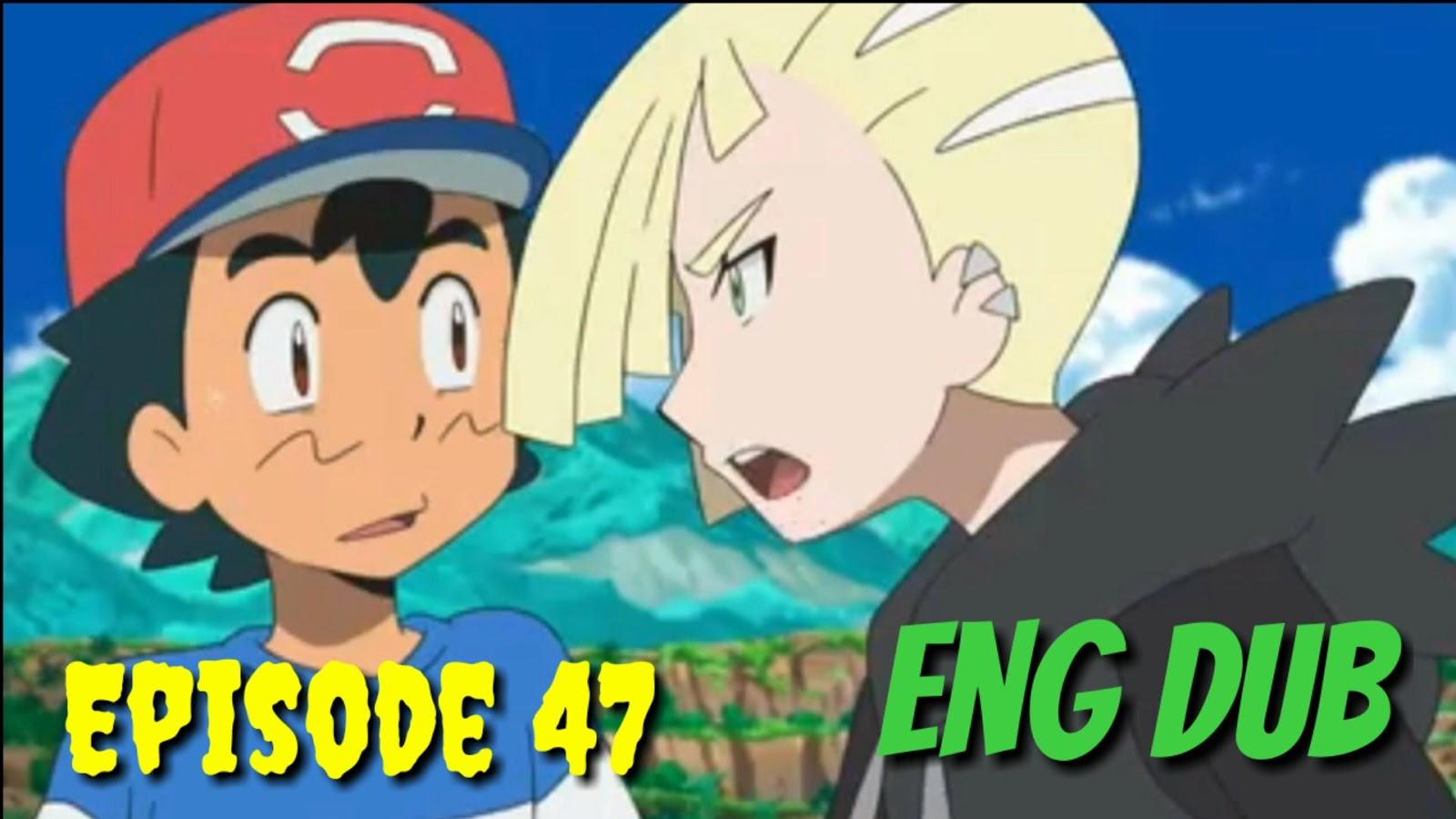 Pokemon the series sun and moon ultra adventures episode 49