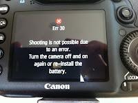 Service Kamera DSLR di Kota Serang