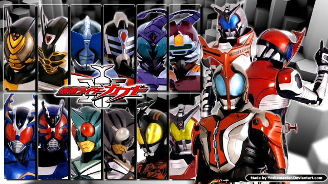 Download Tokusatsu Kamen Rider Kabuto Batch Subtitle Indonesia