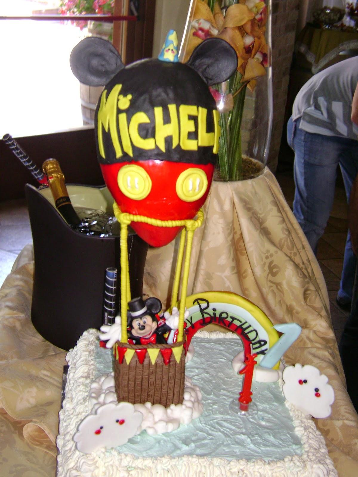 Regalo Primo Compleanno Nipotino un mondo di dolci idee: torta primo compleanno topolino in