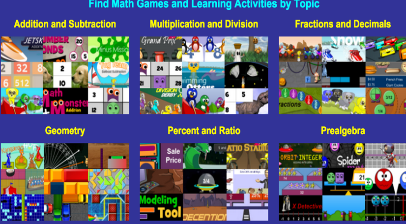 4 Great Resources Of Fun Math Activities To Use With Your