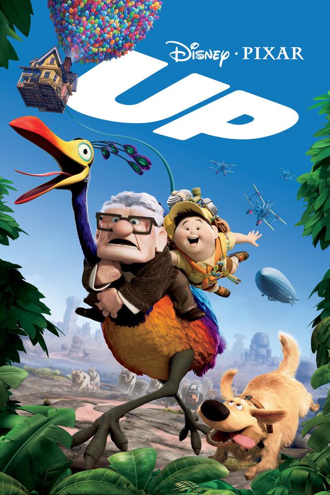 Nonton Film Up (2009)