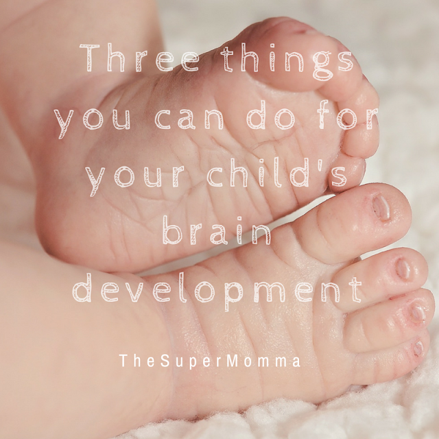 How to have a smart baby: three simple things you can do for your child's brain development during pregnancy