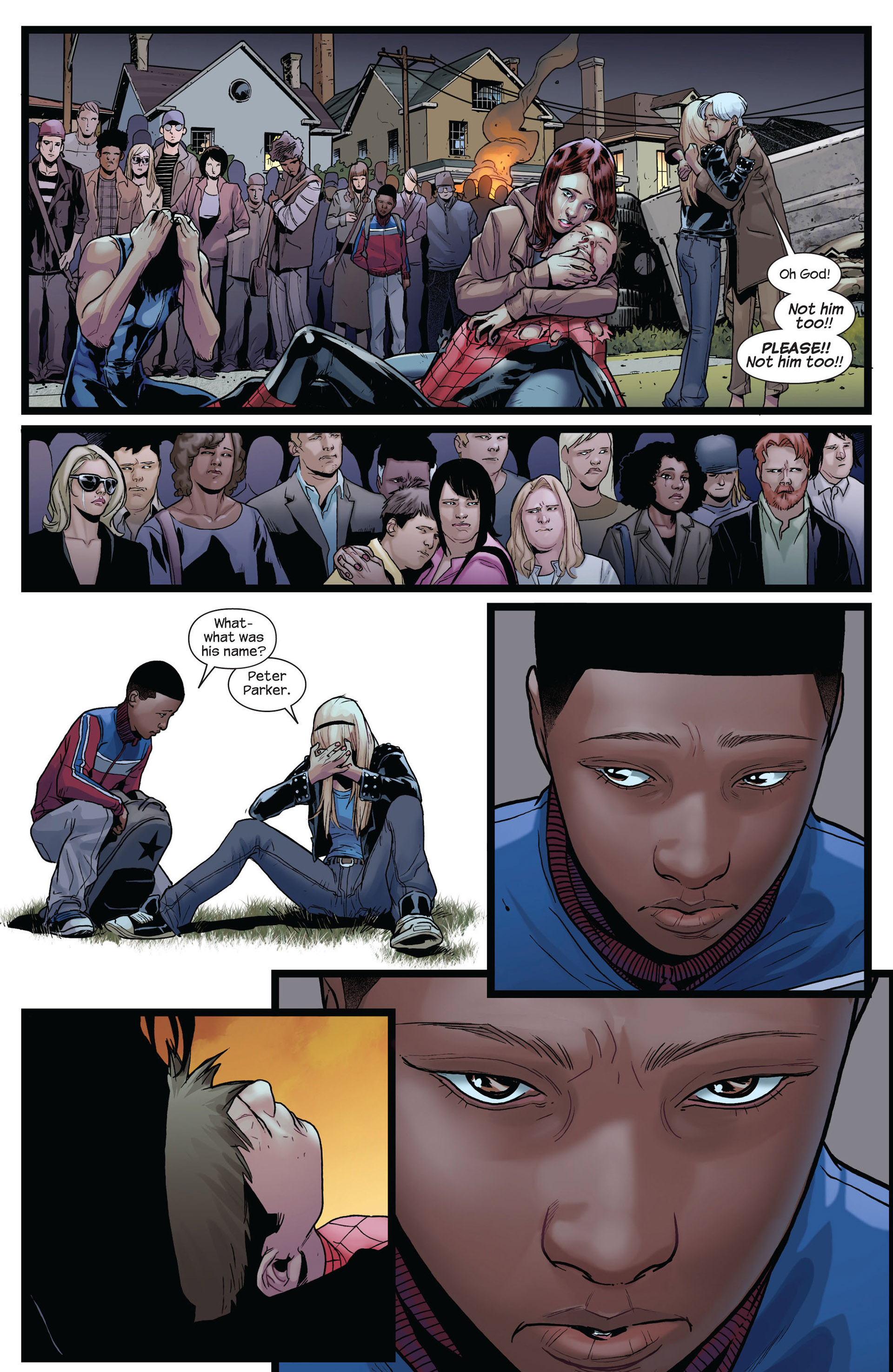 Read online Ultimate Comics Spider-Man (2011) comic -  Issue #4 - 8