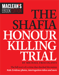 """honour killings in canada Since 2002, canada has suffered about 6000 murders, 13 of which involved """" honour killings"""", defined as a homicide of a member (female or."""
