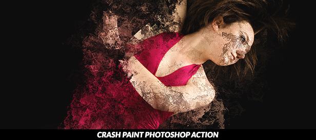 Watercolor Paint Photoshop Action