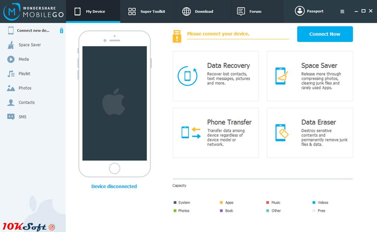 Wondershare MobileGo 8 Offline Setup Free Download