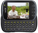 Sprint Kyocera Milano Android touch phone with slide-out QWERTY keyboard