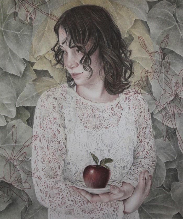Итальянский художник. Cristina Iotti