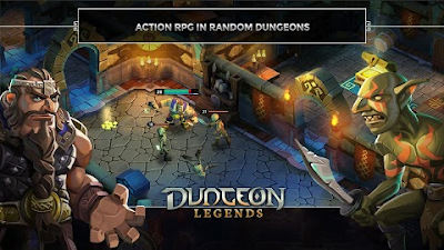 Download Dungeon Legends v1.24 Mod Apk