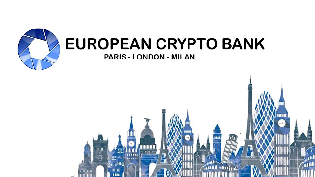European Crypto Bank (ECB) - Let's Build the Cryptobank of the Future